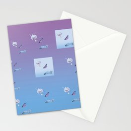 Why So Busy? Stationery Cards