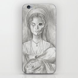 Lady Constance iPhone Skin