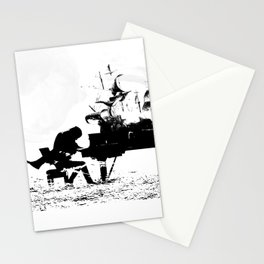 Pianist Passion Stationery Cards