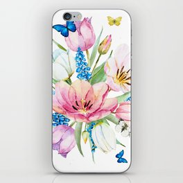 Spring is in the air #35 iPhone Skin