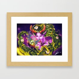 Lunara Framed Art Print