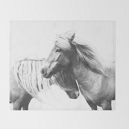 Wild Love Throw Blanket