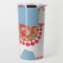 The Alpaca Travel Mug