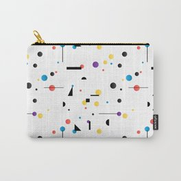 Abstract seamless pattern like Kandinsky Carry-All Pouch