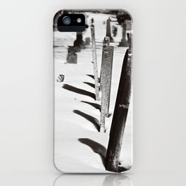 Stone Cold iPhone Case
