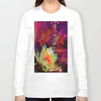 astrology Long Sleeve T-shirts featuring Astrology by shiva camille