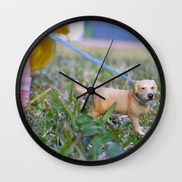 Blythe - A cool sunset Wall Clock