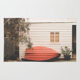 Boatman's Shack Rug