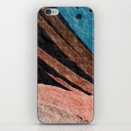 Dark Grace [2]: an abstract watercolor by Alyssa Hamilton Art iPhone Skin