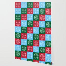 Snowflake 3x3 Wallpaper