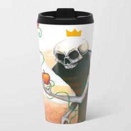maybe this apple Metal Travel Mug