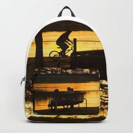Lake Artemesia Backpack
