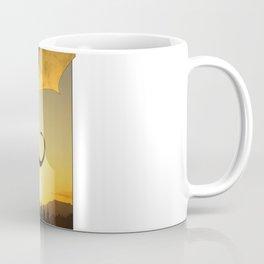 Dragon Sunset Coffee Mug