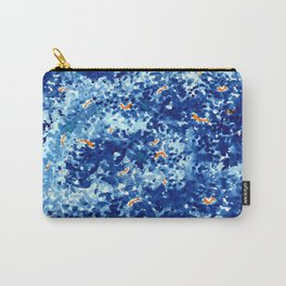 Underwater #abstract #art #decor #buyart Carry-All Pouch