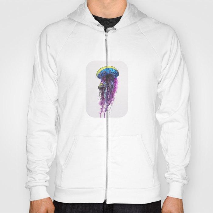 Sketchy Jellyfish Hoody