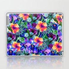 My Tropical Garden 9 Laptop & iPad Skin