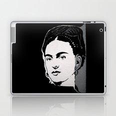 FRIDA - LIFE CURRENT WALL series... Laptop & iPad Skin