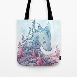 The First Foxdragon Tote Bag