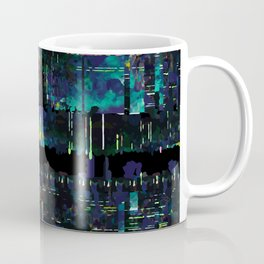 Glitch Odyssey Coffee Mug