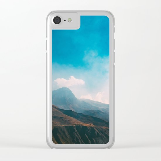 I'm alive Clear iPhone Case