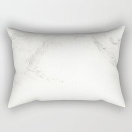 Marble by Hand Rectangular Pillow