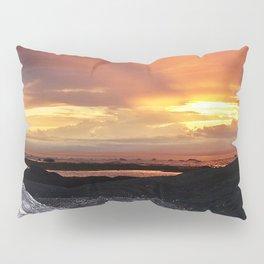 Sunset on the Rocks Pillow Sham