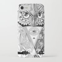 illuminati iPhone & iPod Cases featuring Illuminati by Wink