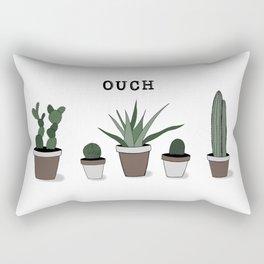 OUCH Rectangular Pillow