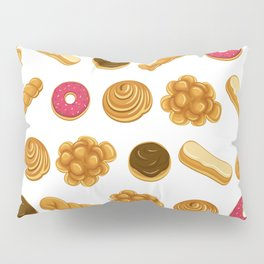 Donuts Pillow Sham