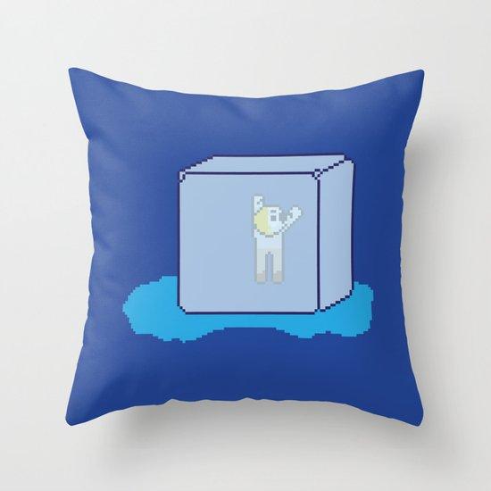 Pixtanic Throw Pillow