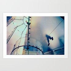 Shanghai #19 Art Print