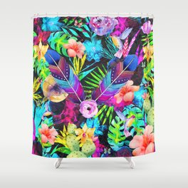 Spring love Shower Curtain