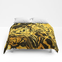 Abstract Design Comforters