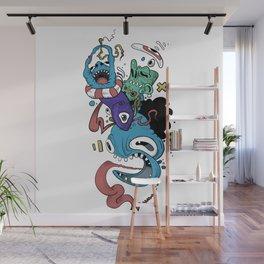 Plasma Wall Mural
