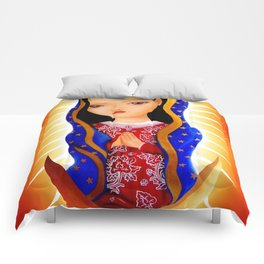 Virgencita Comforters
