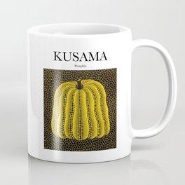 Kusama - Pumpkin Coffee Mug