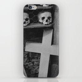 Crypt 2 iPhone Skin
