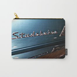 Shiny Studebaker Carry-All Pouch