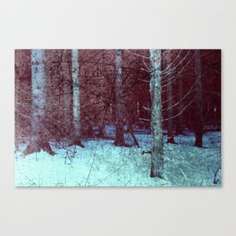 New Light Canvas Print