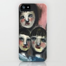 My gang iPhone Case