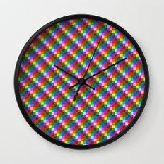 Pixel Static Wall Clock