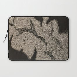 black smoke full Laptop Sleeve