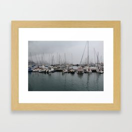 Simons Town - South Africa Framed Art Print