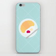 #15 Croissant iPhone & iPod Skin