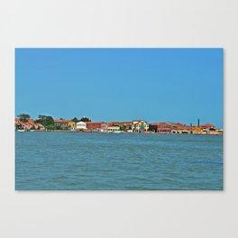 Venezian skyline Canvas Print