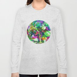 The Screaming Psychedelic Long Sleeve T-shirt