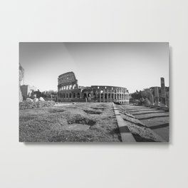 Colosseum (1) Metal Print