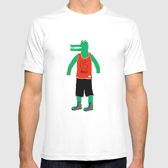 Alligator wants to play T-shirt
