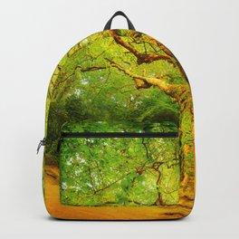 Golgotha Tree Backpack