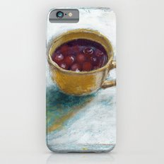 Cherry compote in my cup Slim Case iPhone 6s